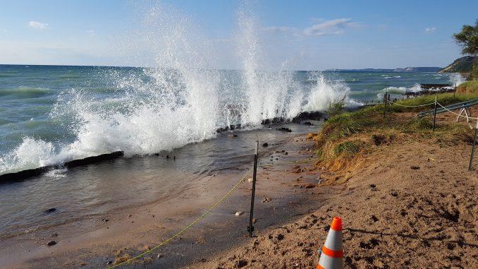 Photo Credit:  Camp Arcadia Beach Erosion Website